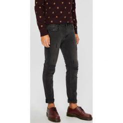 Medicine - Jeansy Arty Dandy. Czarne jeansy męskie relaxed fit MEDICINE, z bawełny. W wyprzedaży za 99,90 zł.