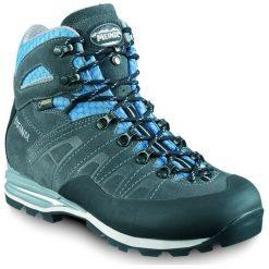 Buty trekkingowe damskie: MEINDL Buty damskie Antelao Lady GTX czarno-niebieskie r. 37 (5204)