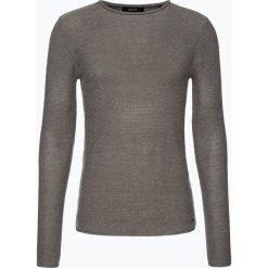 Solid - Sweter męski – Jarah, szary. Szare swetry klasyczne męskie Solid, l, z bawełny. Za 229,95 zł.
