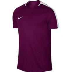 Nike Koszulka męska piłkarska Nike Dry Academy Top SS bordowa r. S (832967 665). Czerwone t-shirty męskie Nike, m, do piłki nożnej. Za 67,00 zł.