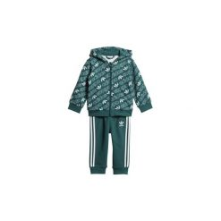 Odzież dziecięca: Zestawy dresowe adidas  Dres z bluzą z kapturem Trefoil Monogram