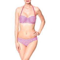 Bez Kategorii: Bikini w kolorze różowo-białym
