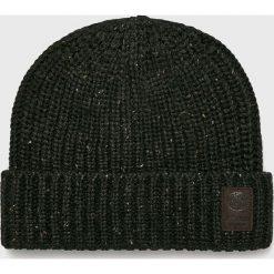 Only & Sons - Czapka Emile. Czarne czapki zimowe męskie Only & Sons, na zimę, z dzianiny. Za 49,90 zł.