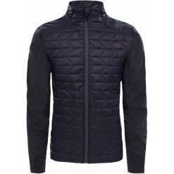 The North Face Kurtka M Thermoball Act Jkt Tnf Black S. Czarne kurtki sportowe męskie The North Face, na zimę, m, z tkaniny, primaloft. W wyprzedaży za 419,00 zł.