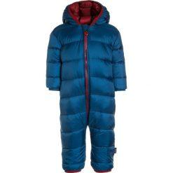 Spodnie niemowlęce: Imps&Elfs BABY SNOW SUIT HOODY Kombinezon zimowy peacock blue