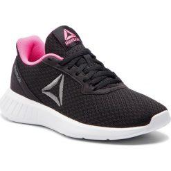 Buty Reebok - Lite DV4879 Black/White/Pink/.Alloy. Szare buty do biegania damskie marki Reebok, l, z dzianiny, z okrągłym kołnierzem. Za 179,00 zł.