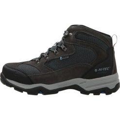 Buty trekkingowe męskie: HiTec STORM WATERPROOF Buty trekkingowe charcoal/grey/majolica blue