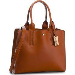 Torebka JENNY FAIRY - RC11745A Camel. Brązowe torebki klasyczne damskie marki Jenny Fairy, ze skóry ekologicznej. Za 119,99 zł.