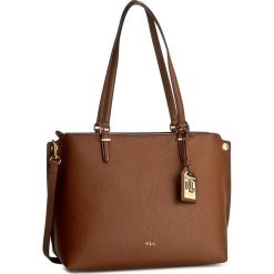 Shopper bag damskie: Torebka LAUREN RALPH LAUREN – Clarie Shopper N91 L7560 AL698 XW0ZF Bourbon