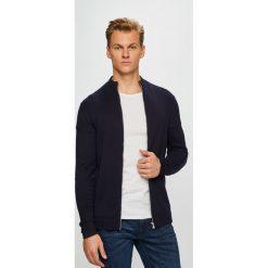 Premium by Jack&Jones - Kardigan. Szare kardigany męskie Premium by Jack&Jones, l, z bawełny. W wyprzedaży za 179,90 zł.