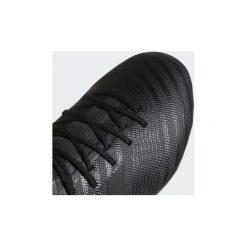 Buty do piłki nożnej adidas  Buty Nemeziz 17.3 FG. Czarne buty skate męskie Adidas, do piłki nożnej. Za 379,00 zł.