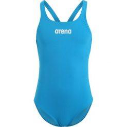 Stroje jednoczęściowe dziewczęce: Arena SOLID SWIM PRO ONE PIECE SWIMSUIT COMPETITION Kostium kąpielowy turquoise/white