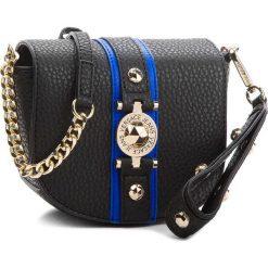 Torebka VERSACE JEANS - E1VSBBF5 Mag Grana Morsetto 70711. Czarne torebki klasyczne damskie Versace Jeans, z jeansu. W wyprzedaży za 409,00 zł.