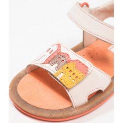 Camper TWINS Sandały light beige. Brązowe sandały chłopięce Camper, z materiału. Za 269,00 zł.