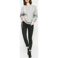 Spodnie z wysokim stanem: Medicine - Jeansy Comfort Zone