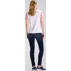 Lee SCARLETT  Jeans Skinny Fit mean streaks. Czarne rurki damskie Lee. Za 339,00 zł.