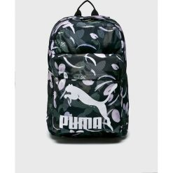 Puma - Plecak. Szare plecaki damskie Puma, z materiału. Za 139,90 zł.