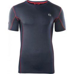 IQ Koszulka męska SOREN Midnight Navy/ Mars Red r. L. Szare koszulki sportowe męskie marki IQ, l. Za 61,97 zł.