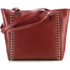 Torebka damska 85-4E-450-3. Czerwone torebki klasyczne damskie Wittchen. Za 529,00 zł.