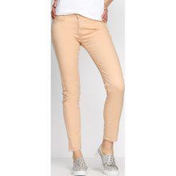 Spodnie damskie: Łososiowe Spodnie Summer Paradise