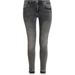 Liu Jo Jeans UP DIVINE  Jeans Skinny Fit denim grey. Szare boyfriendy damskie Liu Jo Jeans, z bawełny. Za 659,00 zł.