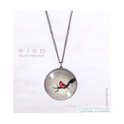 Naszyjniki damskie: Wiatr ze Wschodu - naszyjnik simple