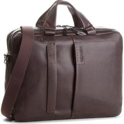 Torba na laptopa PIQUADRO - CA3347P15S Brązowy. Brązowe torby na laptopa marki Piquadro, ze skóry. W wyprzedaży za 1169,00 zł.