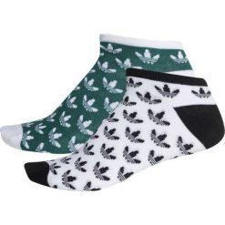 Skarpetki męskie: Adidas Skarpety unisex Trefoil Liner Socks D98997 2-pack wielokolorowe r. 35 - 38