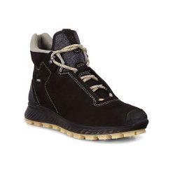 ECCO Exostrike L - Czarny - 35 - Sportowe. Czarne buty trekkingowe damskie marki The North Face. Za 849,90 zł.
