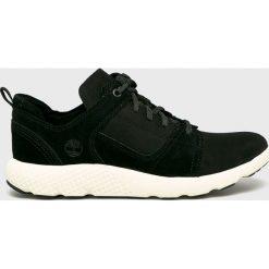 Timberland - Buty FlyRoam. Szare buty skate męskie Timberland, z materiału, na sznurówki. Za 599,90 zł.