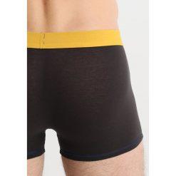 Bokserki męskie: DIM MIX & COLORS 4 PACK Panty noir/violet auburn/rose carmin/jaune safran/bleu marin