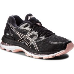 Buty ASICS - Gel-Nimbus 20 T850N Black/Frosted Rose 001. Czarne buty do biegania damskie marki Asics. W wyprzedaży za 529,00 zł.