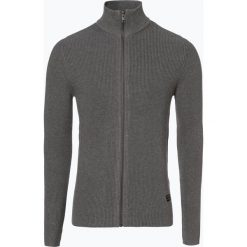 Jack & Jones - Kardigan męski, szary. Szare swetry rozpinane męskie Jack & Jones, l, z bawełny. Za 149,95 zł.