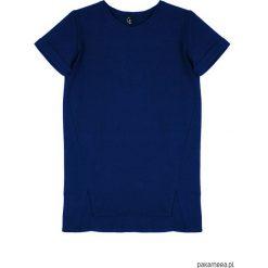 Bluzki, topy, tuniki: Tshirt BASIC kobaltowy