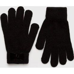Pieces - Rękawiczki (2-pack). Czerwone rękawiczki damskie Pieces, z dzianiny. Za 59,90 zł.