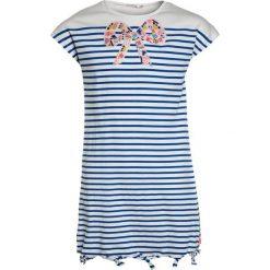 Sukienki dziewczęce z falbanami: Billieblush Sukienka z dżerseju blau