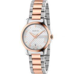 ZEGAREK GUCCI G-Timeless YA126564. Szare zegarki damskie GUCCI, ze stali. Za 3990,00 zł.