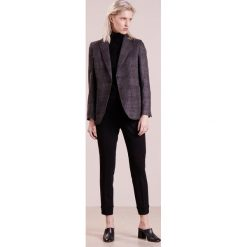Bryczesy damskie: 7 for all mankind TAILORED Spodnie treningowe wool black