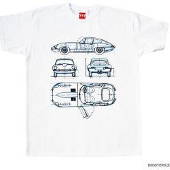 Koszulka JAGUAR E - TYPE. Szare bralety Pakamera. Za 77,00 zł.