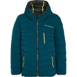 Killtec GUS Kurtka zimowa dunkelpetrol. Zielone kurtki chłopięce sportowe KILLTEC, na zimę, z materiału. W wyprzedaży za 271,20 zł.