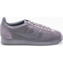 Nike Sportswear - Buty Classic Cortez Nylon. Szare buty skate męskie Nike Sportswear, z materiału, na sznurówki. W wyprzedaży za 299,90 zł.