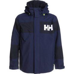 Kurtki chłopięce przeciwdeszczowe: Helly Hansen SALT PORT JACKET Kurtka hardshell evening blue