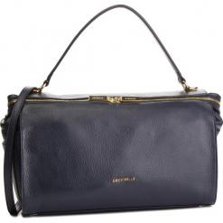 Torebka COCCINELLE - DHA Atsuko E1 DHA 12 01 01 Bleu B11. Niebieskie torebki klasyczne damskie Coccinelle, ze skóry. Za 1849,90 zł.