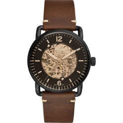 Fossil - Zegarek ME3158. Różowe zegarki męskie marki Fossil, szklane. Za 1249,00 zł.