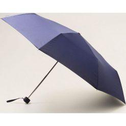 Mango - Parasol Basico. Czarne parasole marki INESIS. Za 49,90 zł.