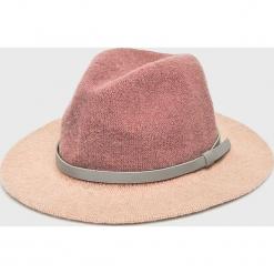 Trendyol - Kapelusz. Szare kapelusze damskie Trendyol, z poliesteru. Za 89,90 zł.