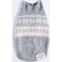 Sweter dla psa Little Friends - Szary. Szare swetry klasyczne damskie Mohito, l. Za 59,99 zł.