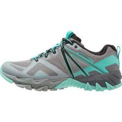Merrell MQM FLEX Obuwie hikingowe monument. Niebieskie buty sportowe damskie marki Merrell, z materiału. W wyprzedaży za 367,20 zł.