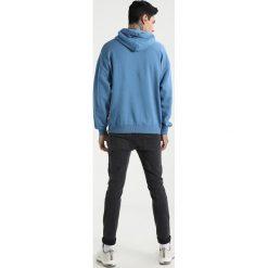 Bejsbolówki męskie: 12 Midnight DYED HOODIE Bluza z kapturem blue