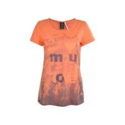 T-shirty damskie: Adidas Koszulka damska WS pomarańczowa r. 32 (Z11384)